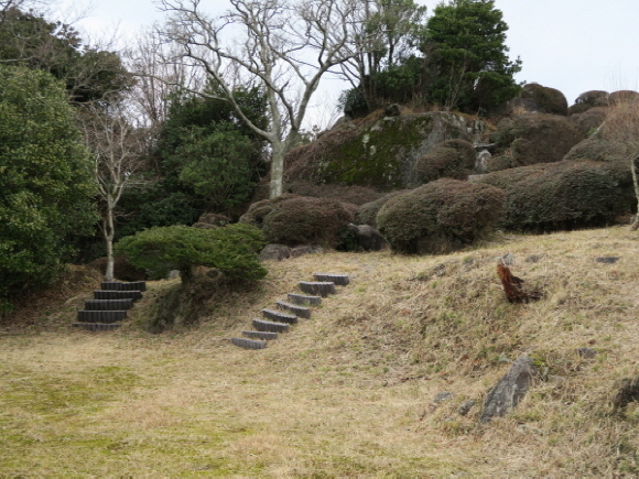 高山登山12