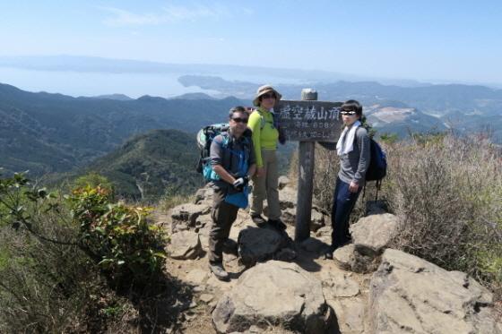 虚空蔵山登山10