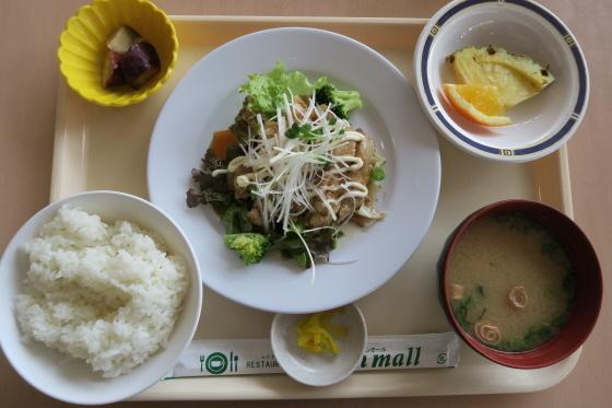 病院レストラン2