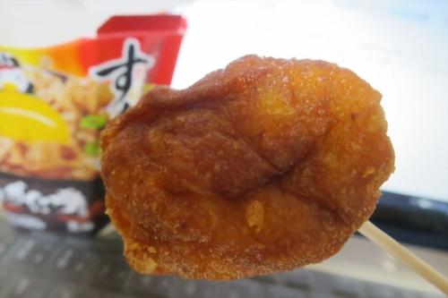 からあげクン すた丼味 (4)