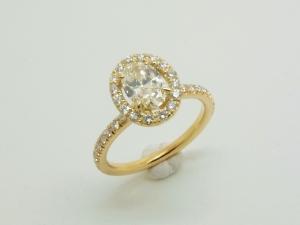 ダイヤのリング1