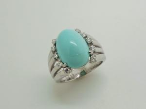 トルコ石のリング1
