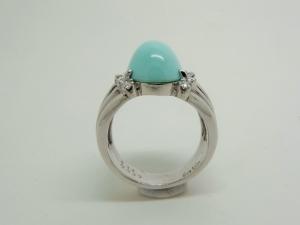 トルコ石のリング4