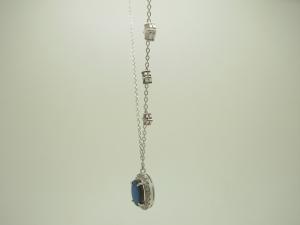 ブラックオパールのネックレス3