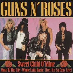 Guns N Roses - Sweet Child O Mine2
