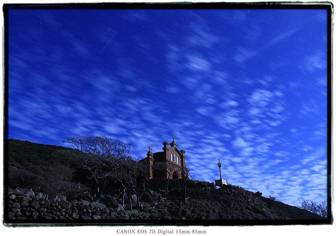 野崎島野首天主堂の夜景1611nozaki0519.jpg