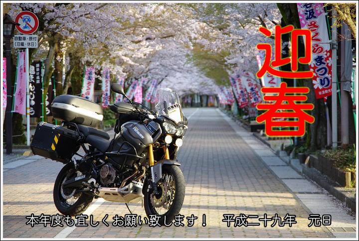 新年のあいさつ (1)