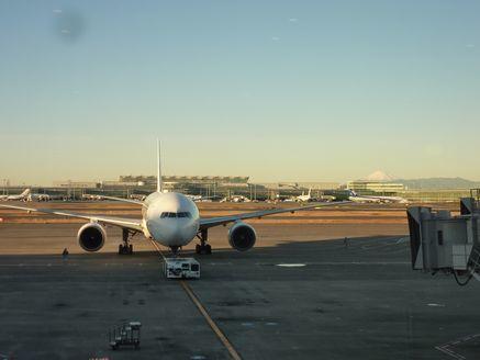 羽田空港2016