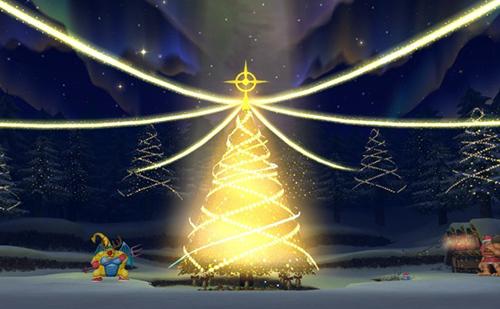 アストルティアからメリークリスマス