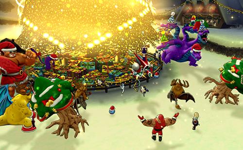 皆で楽しいクリスマスを