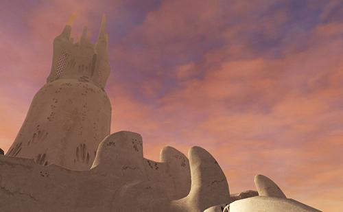 クフィム デルクフの塔