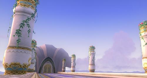 宮殿も美しいですね