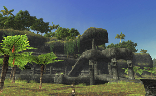 ウガレピ寺院