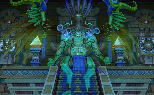 天魔クァバルナの魂が復活