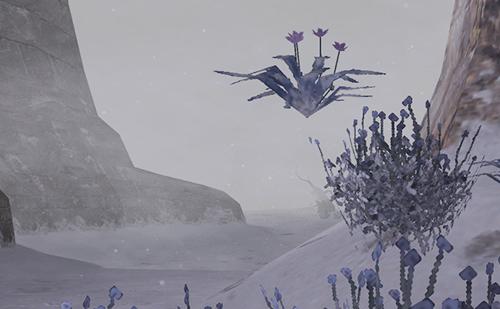 プチ浮き花