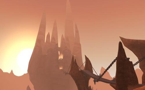 グレン城を返せ