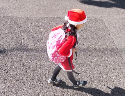 サンタ 小学生 衣装