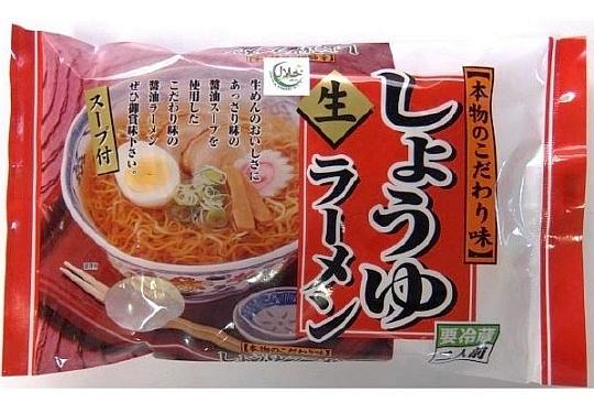 醤油ラーメン(桃太郎食品)