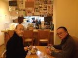 石井さんと山下先生
