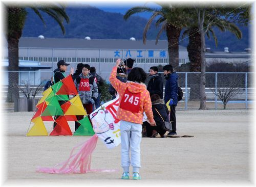 凧揚げ大会12