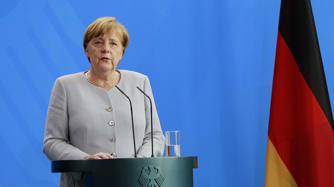 ドイツメルケル首相
