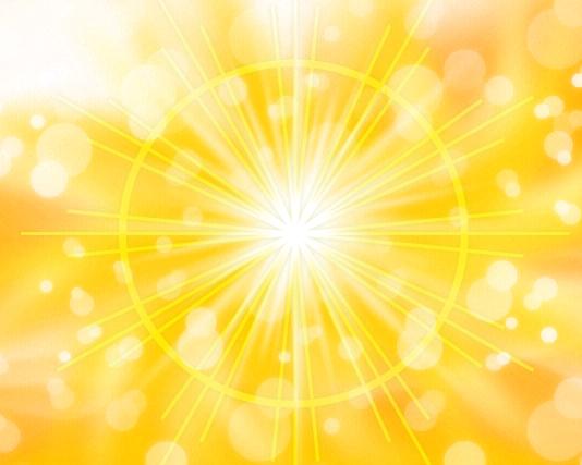 黄色の開放