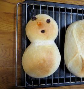 2017_01 17_蕗ちゃんとパン・2