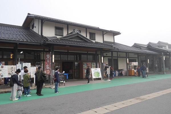 雲海竹田城のご来光1610-021b