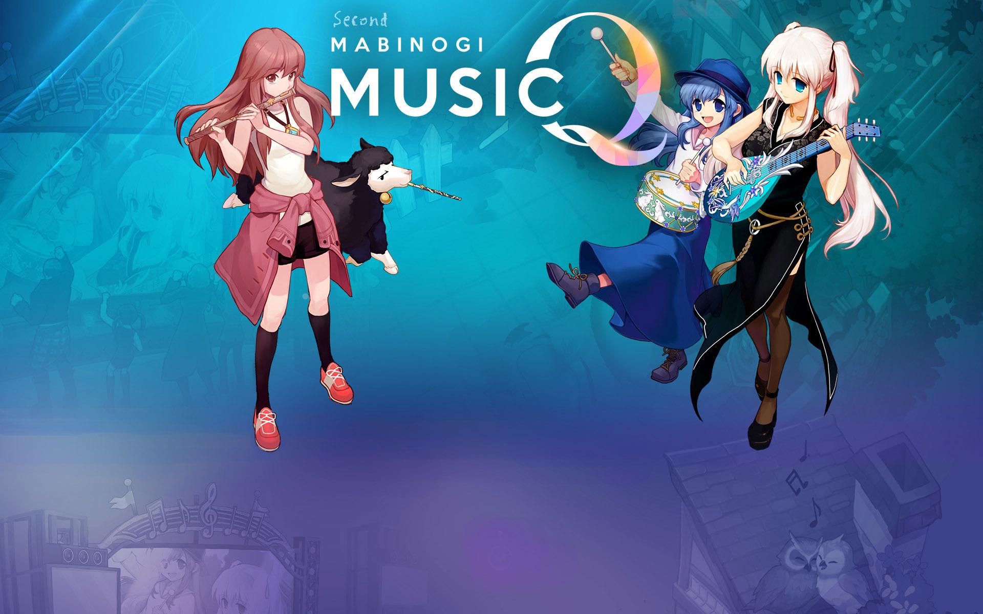 MusicQ-2nd壁紙-1