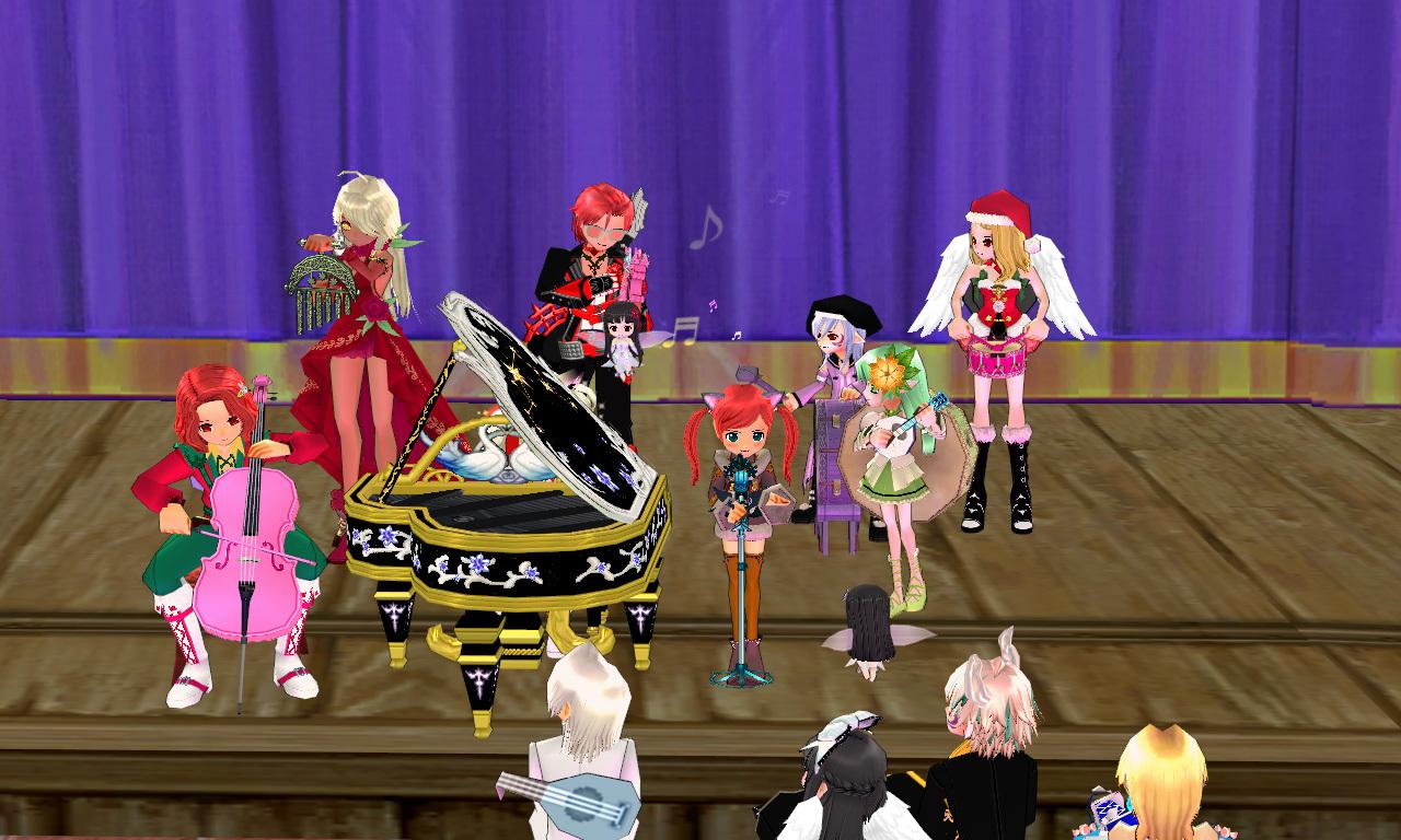 第3回ルエリクリスマス演奏会-08