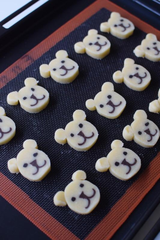 金太郎クッキーくまちゃん