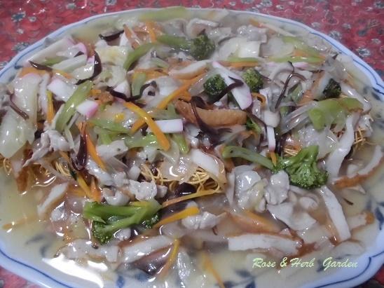皿うどん (2)