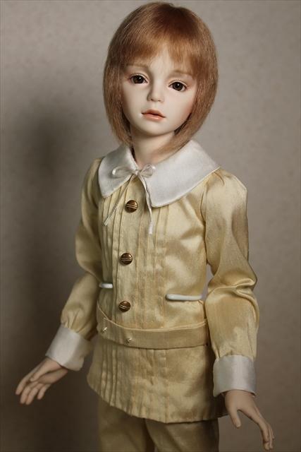 琥珀(kohaku) 美少年ビスクドールが作りたい。
