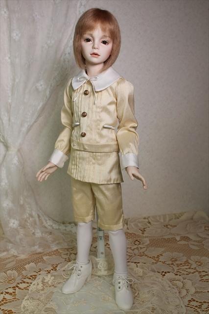 琥珀(kohaku) 美少年ドールが作りたい。