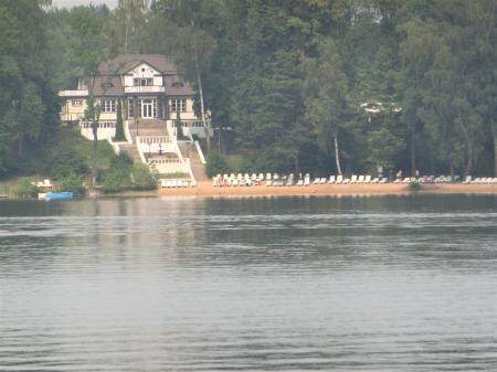 トラカイ城 遊覧船ボート8