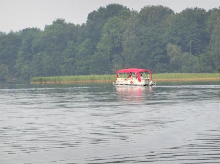 トラカイ城 遊覧船ボート18