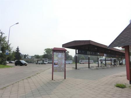 トラカイ バスターミナル1