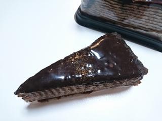 ローソン 生チョコミルクレープ¥395a