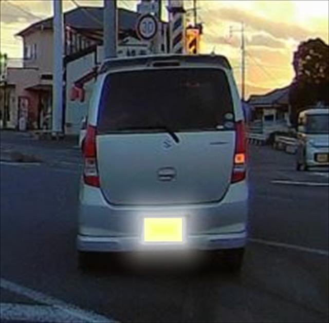 ドラレコ映像-4