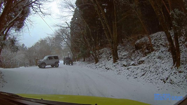 雪の英彦山-3