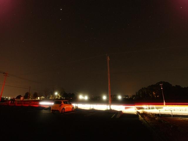 国府の里の夜景-2