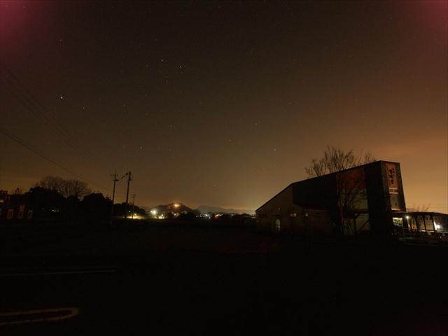 国府の里の夜景-1