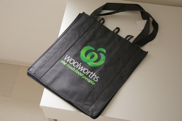 woolworth bag