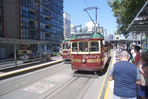 Melbourne Tram2