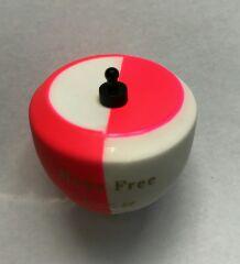 MF-U35 白・ピンク 弾丸上から