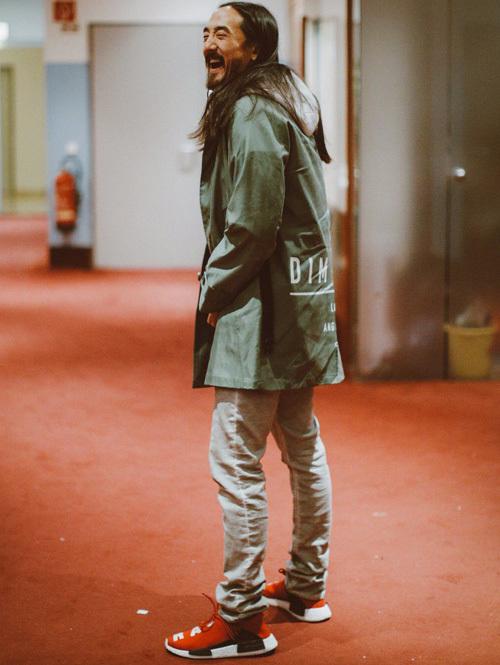 スティーヴ・アオキ(Steve Aoki):ディムマック(Dim Mak)/アディダス(Adidas)