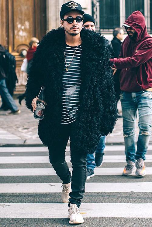 ジェイ・バルヴィン(J Balvin):サンローラン(Saint Laurent)/アディダス(Adidas)/シャネル(Chanel)