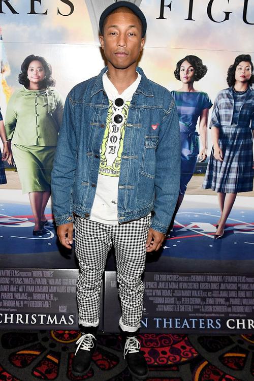 ファレル・ウィリアムス(Pharrell Williams):ヒューマンメイド(Human Made)ティンバーランド(Timberland)