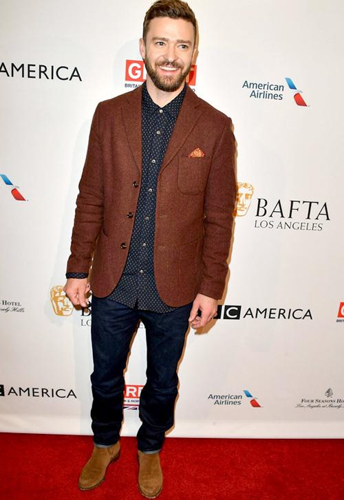 ジャスティン・ティンバーレイク(Justin Timberlake):スコッチ&ソーダ(Scotch & Soda)