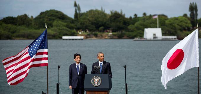 12月28日 安倍首相真珠湾で所感